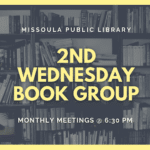 2nd Wednesday Book Group