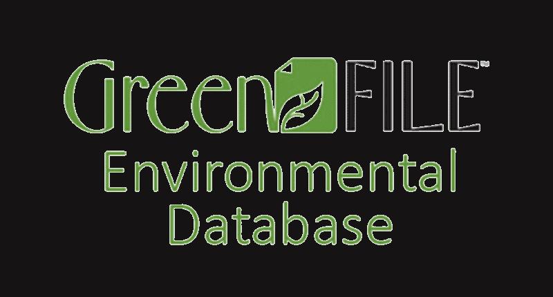 Green File Environmental Database