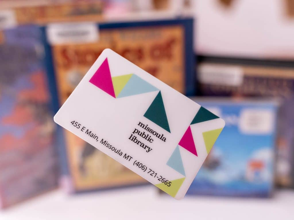MPL library card