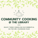 Community Cooking @ the Library