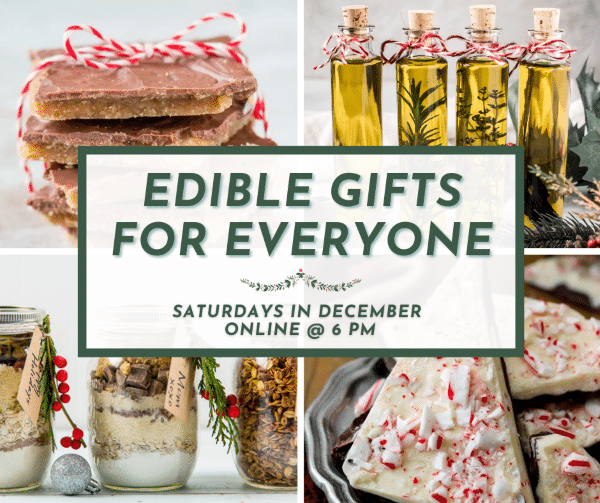 edible gifts for everyone