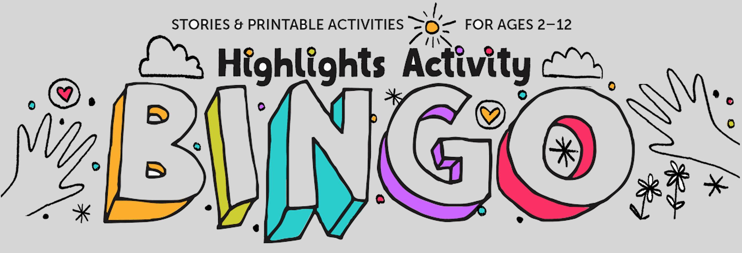 Bingo: Highlights Activity