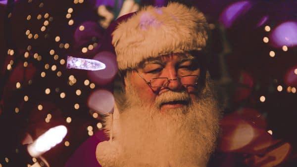 Virtual Santa Story Time