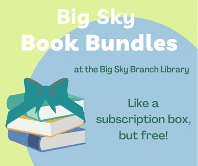 Big Sky Book Bundles