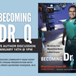 Becoming Dr. Q Author Discussion
