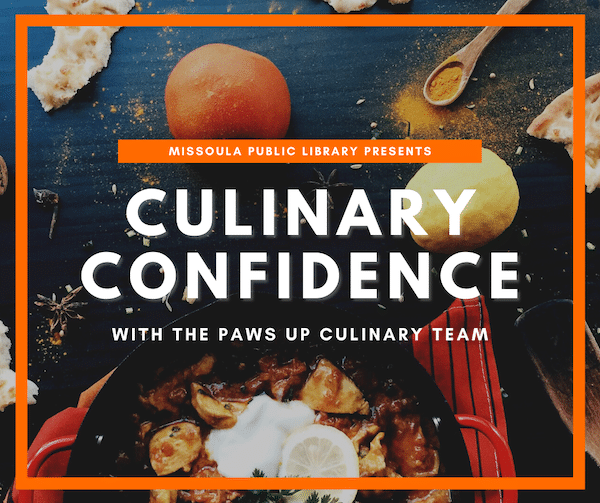 Culinary Confidence