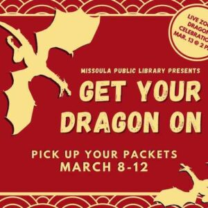 Get Your Dragon On: Packet Pick Up and Live Event with Dana