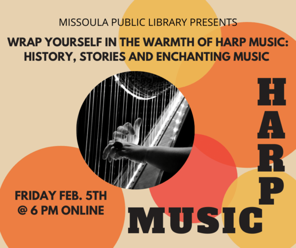 Wrap Yourself in the Warmth of Harp Music
