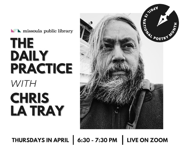 The Daily Practice with Chris La Tray