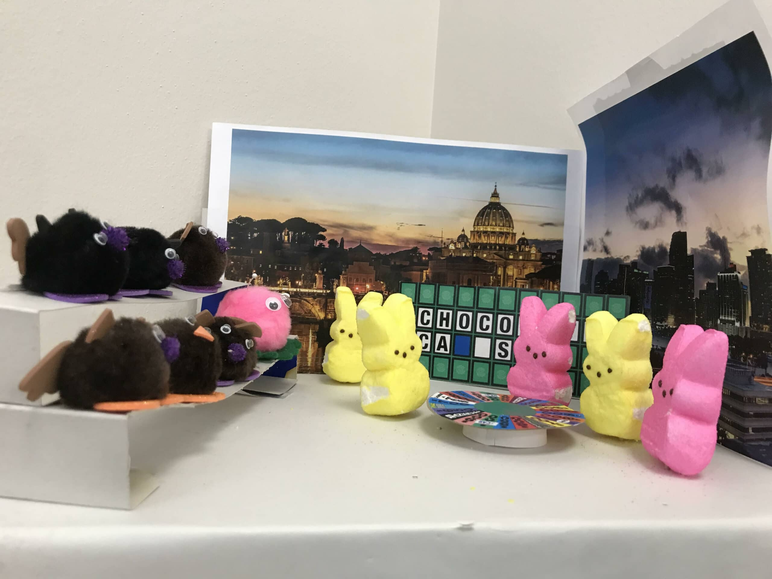 Peeps and Monsters Game Show