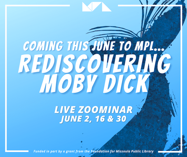 Rediscovering Moby Dick