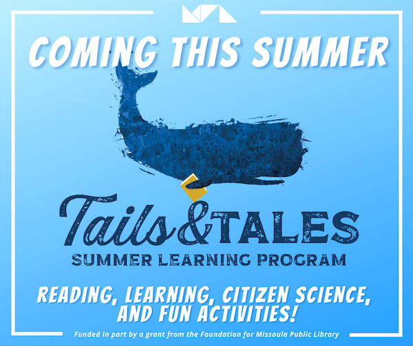 tails and tales flyer