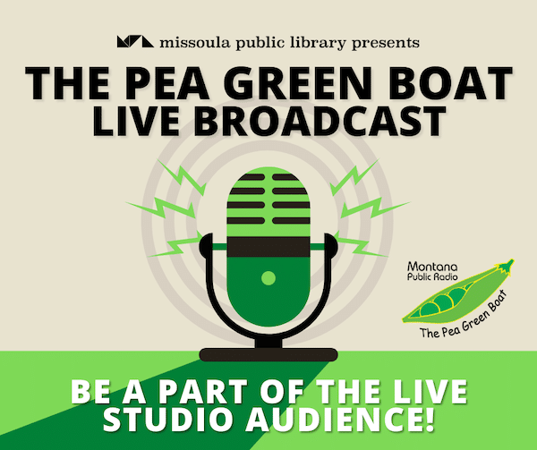 The Pea Green Boat Live Broadcast