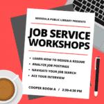 Job Search & Resume Wokshop