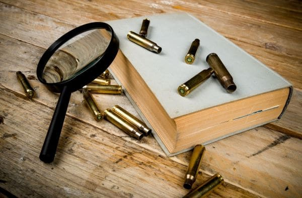 crime novels set in montana
